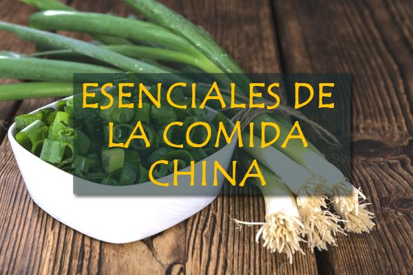 Ingredientes Esenciales de la Gastronomía China